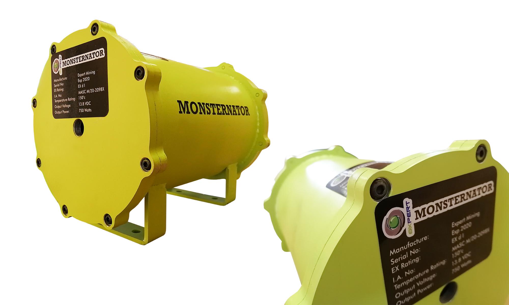 The Monsternator
